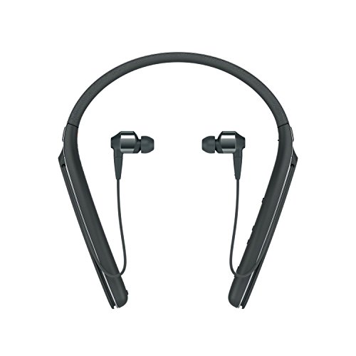 Sony WI-1000X/B Wireless Noise Cancelling Headphones (Certified Refurbished)