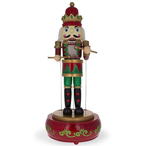 Nutcracker Christmas Figurine - 1