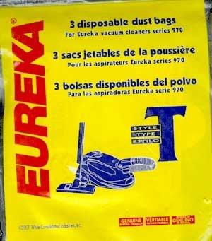 eureka bag t - 7