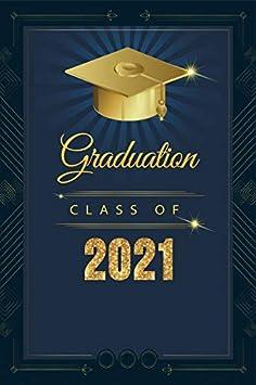 Happy Graduation Background 6x9ft Blue Stripes Bubble Vinyl Photography Backdrop Chalk Drawing School Glasses Book Pen Student Diploma Grad Carnival Party Prom Decor Portrait Shoot Poster