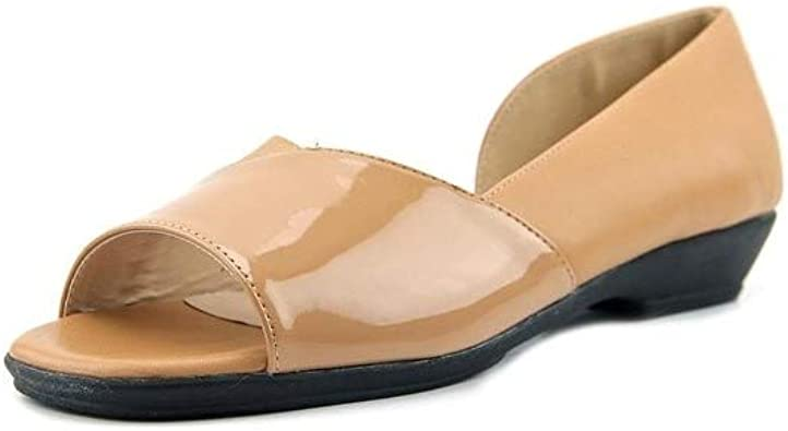Beacon Womens mercedes Open Toe Casual Platform Sandals