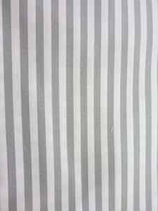 coordonne. Oyambre gris. Tela rayas gris, por metro, ancho 150cm