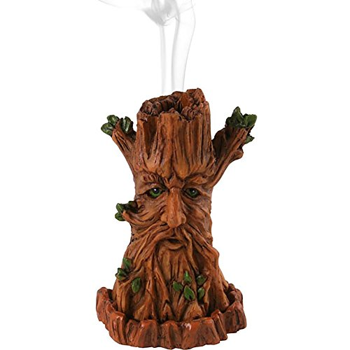 (Giftbrit Tree Man Incense Burner, Multi-Colour)