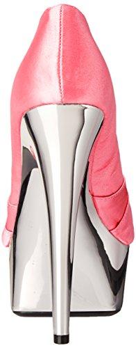 Ellie Shoes Womens 609-lauren Dress Pump Pink