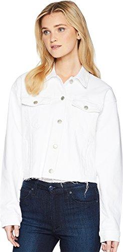 Joe's Jeans Women's Cut Off Denim Jacket, Vicki, -