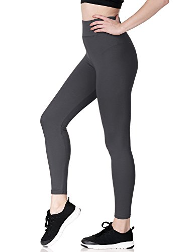 Spandex Stretch Sleep Pant (REGNA X Love Coated Women Dark Grey sleepwear leggings-pants)