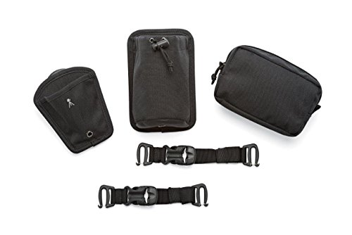 "41ZkhExITAL - Lowepro ProTactic 350 AW - A Professional Camera Backpack for 1-2 Pro DSLR Cameras and 13"" Laptop"