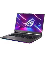 "$2024 » ASUS ROG Strix G17 (2021) Gaming Laptop, 17.3"" 300Hz IPS Type FHD, NVIDIA GeForce RTX 3070, AMD Ryzen 9 5900HX, 16GB DDR4, 1TB PCIe NVMe SSD, RGB Keyboard, Windows 10, G713QR-ES96"