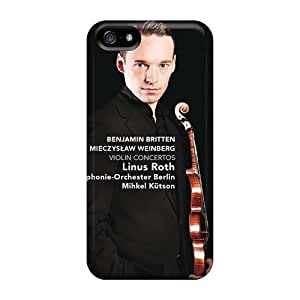 Perfect Hard Cell-phone Cases For Iphone 5/5s With Support Your Personal Customized Nice Breaking Benjamin Series AlissaDubois