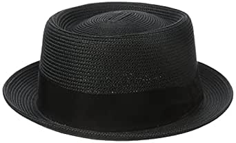 BAILEY HAT COMPANY Men's Waits, Black, Medium