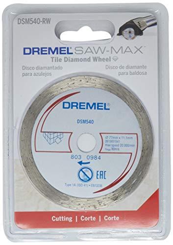 Bosch Disco Saw-Max SM540 Azulejo, Dremel, Cinza