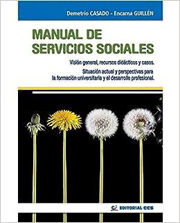 Manual de servicios sociales (Intervención social nº 1)