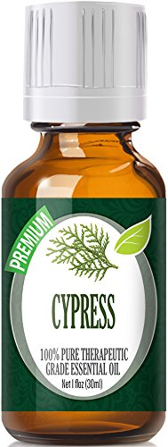Cypress (30ml) 100% Pure, Best Therapeutic Grade Essential Oil - 30ml / 1 (oz) Ounces