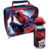 648c52d29c11 Marvel Avengers  Iron Man 3D Lunch Bag Box and Insulated Drinks Can ...
