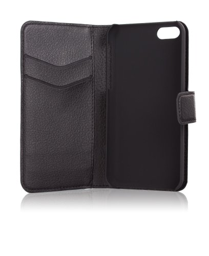 Xqisit Apple Slim Wallet schwarz