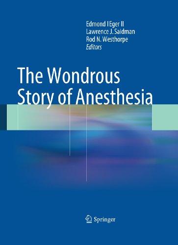 The Wondrous Story of Anesthesia Pdf