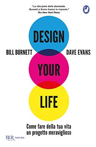 Copertina Libro Design your life