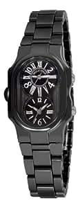 Philip Stein Women's 1CB-MB-CB Signature Black Stainless Steel Watch