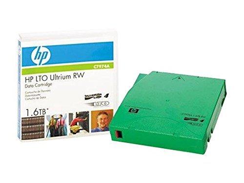HP C7974A LTO4 Ultrium4 Tape Media 800/1.6TB (NEW) C7974-60000