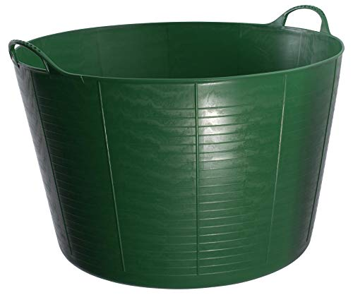 - TubTrugs SP75G X-Large Green Flex Tub, 75 Liter