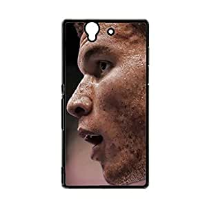 Generic Gel Creative Phone Cases For Girly Design With Blake Griffin For Sony Xperia Z L36H Choose Design 4