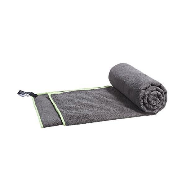LightDry Original Mikrofaser Backpack Sporthandtuch für Damen und Herren Reisehandtuch extrem schnell trocknend Sport…