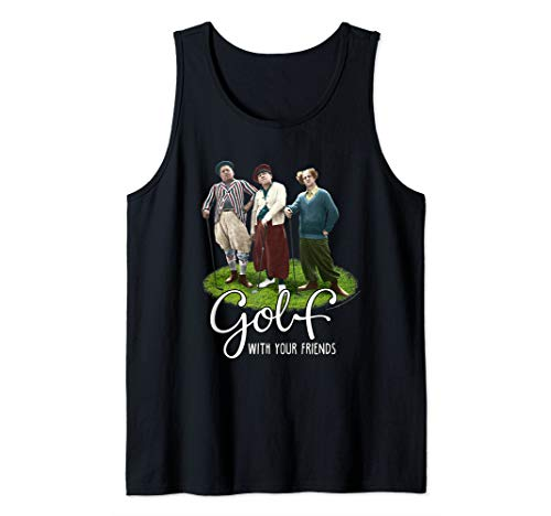 (Golf With Your Friends Tank Top)