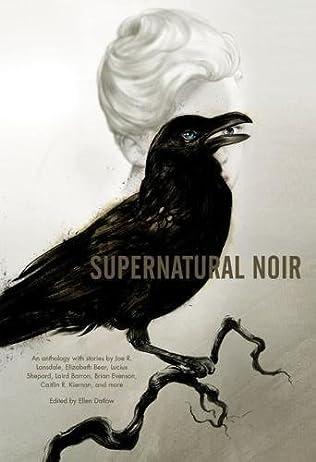 book cover of Supernatural Noir