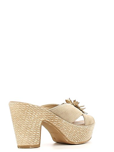 20127 GRACE SHOES Donna Scalzato Taupe zz5w6
