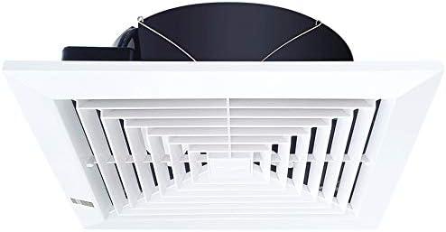 HDZWW 換気ファン浴室の排気ファンの強力な天井ミュート家庭用天井埋め込み