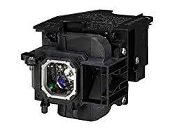 Np P451w Nec Projector Lamp Replacement Projector Lamp Assembly With Genuine Original Ushio Bulb Inside