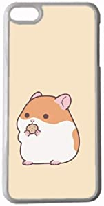 for Children Thin Phone Shells Hard Rigid Plastic Compatible to Apple iPod Touch 6 Print with Hamster Choose Design 141-5