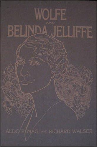 Book Wolfe and Belinda Jelliffe