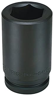 Wright Tool 84974 4-5/8-Inch 6 Point Deep Impact Socket with 1-1/2-Inch Drive (B005G0O26M) | Amazon Products