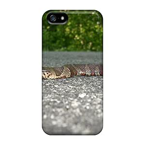 phone covers BestSellerWen Defender Case With Nice Appearance (snake At Great Swamp Ri) For iPhone 5c
