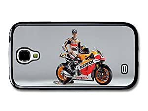 Wholesale diy case Accessories Dani Pedrosa 26 MotoGP Portrait Driver case for Samsung Galaxy S4