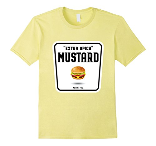 Easy Costume Couples For Ideas (Mens Easy Halloween Costume Ketchup Mustard Relish Couples tees XL)