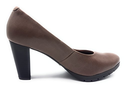Desiree Women's Court Shoes Taupe sKIdy6