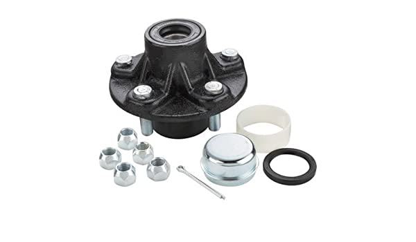 Ultra-Tow Ultra Pack Trailer Hub 1350 lb Capacity 4 on 4in
