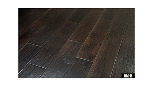 American Hickory - Shiraz - Engineered Hardwood - Lifetime Structural 50 Year Finish - Glue Down, Nail, Float, Staple - CARB & Lacey Act Compliant - 1/2x7-1/2x72 RL