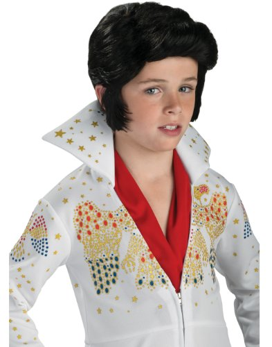 Rubies Elvis Presley Child Wig ()