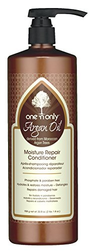 One N Only Argan Oil Condition Moisture Repair 33.8 Ounce (958ml) (2 Pack) ()