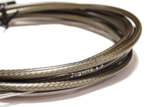 Jagwire Road Pro Complete Shift and Brake Cable Kit Carbon Silver, One Size