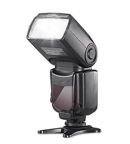 Power Zoom (18mm-180mm) Speedlite Flash For Nikon D3100, ...