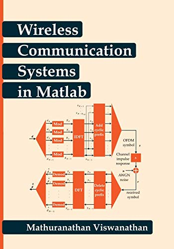 - Wireless Communication Systems in Matlab: (Black & White edition)