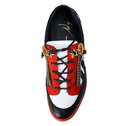 Giuseppe Zanotti Dames Pony Haarmode Sneakers Schoenen Meerkleurig