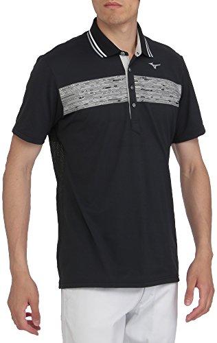 (ミズノ ゴルフ) MIZUNO GOLF(ミズノ ゴルフ) 半袖ポロシャツ ソーラーカット