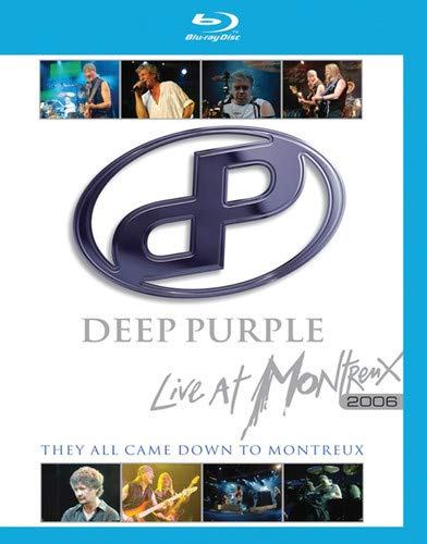 Deep Purple Live: They All Came Down to Montreux [Blu-ray]