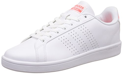 Blanc adidas Adulte Chaussures Cloudfoam Advantage Fitness Blanco Mixte de Aw3916 0SF0xq