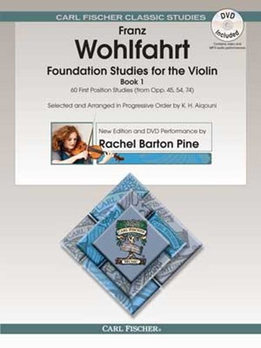 Foundation Studies for the Violin, Book 1 - Foundation Pine